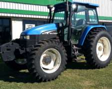 Tractor New Holland Ts120, año 2004