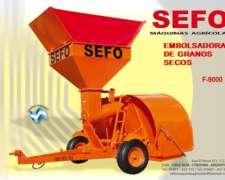 Embolsadora de Grano Seco F9000 - Sefo