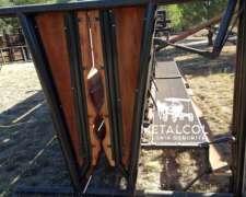 Mangas Reforzadas de Caño Petrolero y Madera