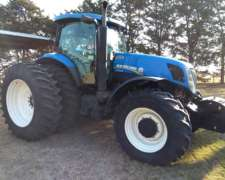 Tractor New Holland T7.245 - 2013 - Excelente Estado