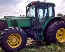 Tractor John Deere 6615 DT 2006