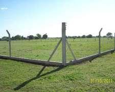 Cercos Perimetrales Construcción .