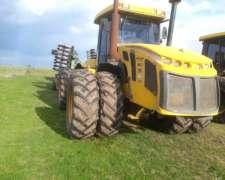 Tractor Pauny 540, Cnel. Dorrego