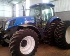 Tractor New Holland Nuevo