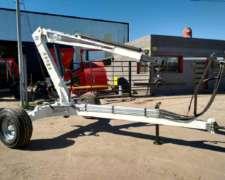 Grua Hidraulica Mod R-1 Metalpaz