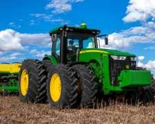 Tractor John Deere 8295r- Nuevo