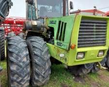 Tractor Zanello 460, Tres Arroyos