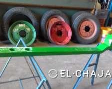Barra de Tiro Tractor Deutz AX 120 (140 Cm).-