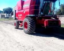Cosechadora Vasalli AX 7500 Lider - año 2012