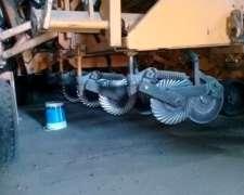 Sembradora Agrometal TX Mega de 10/70cms con Fertilización S