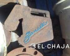 Contrapesos Tractor Agricola Zanello.-