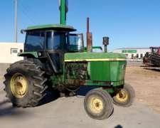 Tractor John Deere 4730, año 1987