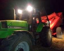 Tractor Deutz Agco Allis