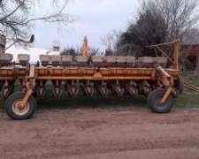 Sembradora Agrometal TX 12 a 52 muy Buena
