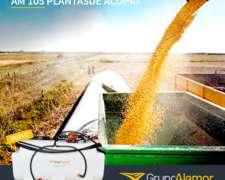 Pulverizador para Plantas de Silo, Acopios, Etc.