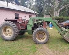 Tractor Fiat 980 DT. con Pala. Oferta