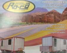 Casillas RO CA Módulos Habitacionales