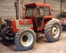 Tractor Fiat 780 Doble Traccion Impecable