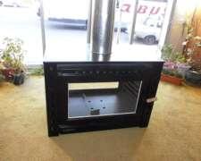Calefactor Lepen Central A Leña De 30000 Calorias