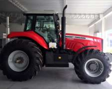 Tractor Massey Ferguson - MF 7350 con Dyna 6