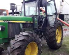 Tractor John Deere 3550 Doble Tracción Excelente