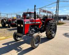 Massey Ferguson 1175 con 3 Punto