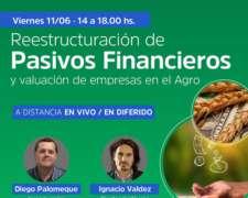 Reestructuración de Pasivos Finan. y Valuación de Empresas