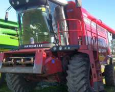Cosechadora Vassalli Ax7500, 28 P, Excelente ESTADO,2011