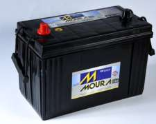 Bateria Moura Me100ha 12v 100ah 15 Meses Garantia