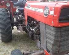 Tractor MF 155, con 3 Puntos. muy Buen Estado $ 355.000