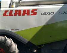 Cosechadora Claas Lexion 570 C - 2.008 / muy Buen Estado