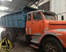 Camion Tatu Scania 111 con Volcadora Baco 14mt Todo Vial