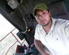 Maquinista Y Tractorista