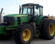 Tractor 6145 John Deere año 2010 . Excelente Estado