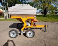 Fertilizadoras Pozzi de 1500 y 3000 - Disponibles