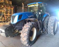 New Holland T 7.240año 2014