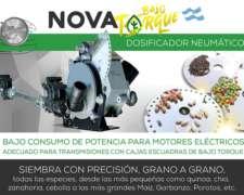 Dosificador Neumático de Bajo Torque