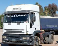 Iveco Eutotech 370 HP 2001