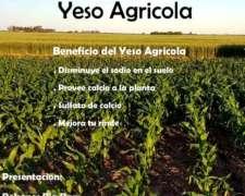 Yeso Agricola Cantera La Soledad