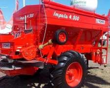 Fertilizadora Yomel Impala 4500-10000, Cignoli Hnos