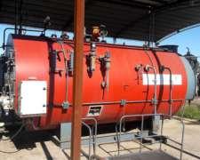 Caldera Para Vapor Fontanet Mod.hc-hm 40. Humotubular De Tre