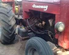 Tractor Hanomag con Perkins