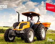 Tractor Valtra A-750 4X4 (disponible)