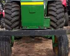 Tractor Jhon Deere 150hp