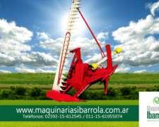 Segadora de 3 Puntos el Ranchero R 105 Nuevo Ibarrola