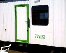 Casilla Rural Alfa Cr-455 De 4.55 Mts Full