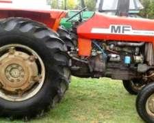 Massey Ferguson 265 - año 1979. Vendido