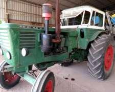 Tractor Deutz A 85, Motor 2114