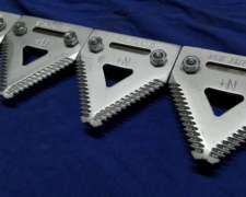 Cuchilla Armada para Plataformas John Deere y Case