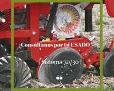 Sembradora Bertini 32000 Directa, Sembradora de Precisión
